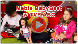 Meble BabyBest w TVP ABC